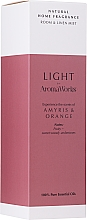 Parfums et Produits cosmétiques Spray d'ambiance, Amiris et Orange - AromaWorks Light Range Room Mist