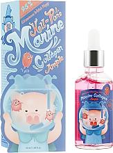 Parfums et Produits cosmétiques Sérum au collagène marin pour visage - Elizavecca Hell Pore Marine Collagen Ample 95%