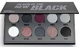 Parfums et Produits cosmétiques Palette de fards à paupières - Makeup Obsession Black Is The New Black
