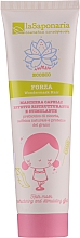 Parfums et Produits cosmétiques Masque aux protéines de blé pour cheveux - La Saponaria