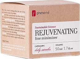 Parfums et Produits cosmétiques Crème au jus de feuilles d'aloès pour visage - Phenome Sustainable Science Rejuvenating Line Minimizer