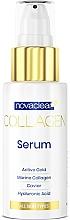 Parfums et Produits cosmétiques Sérum au collagène marin et Or pour visage - Novaclear Collagen Serum