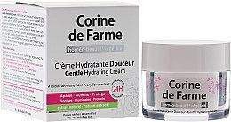 Parfums et Produits cosmétiques Crème à l'extrait de pivoine pour visage - Corine de Farme