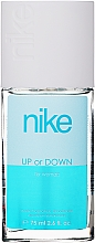 Parfums et Produits cosmétiques Nike NF Up or Down Women - Déodorant spray parfumé