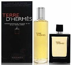 Parfums et Produits cosmétiques Hermes Terre d'Hermes - Coffret (eau de parfum/30ml + eau de parfum/125ml)