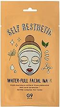 Parfums et Produits cosmétiques Masque tissu à l'extrait de camomille pour visage - G9 Self Aesthetic Waterful Facial Mask
