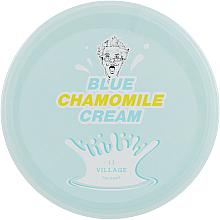Parfums et Produits cosmétiques Crème à l'extrait de camomille bleue pour visage - Village 11 Factory Blue Chamomile Cream