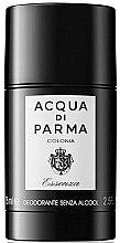 Parfums et Produits cosmétiques Acqua Di Parma Colonia Essenza - Déodorant stick sans alcool