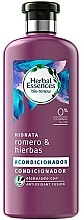 Parfums et Produits cosmétiques Après-shampooing hydratant - Herbal Essences Rosemary & Herbs Conditioner