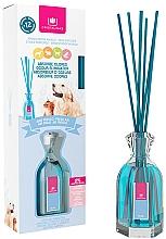 Parfums et Produits cosmétiques Diffuseur de parfum éliminateur d'odeurs, Air frais - Cristalinas Reed Diffuser