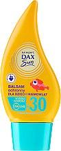Parfums et Produits cosmétiques Baume solaire waterproof pour enfants - Dax Sun Body Balsam SPF 30