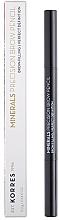 Parfums et Produits cosmétiques Crayon à sourcils - Korres Minerals Precision Brow Pencil