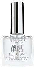 Parfums et Produits cosmétiques Top coat, effet mat - Deborah Mat Effect Top Coat
