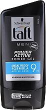 Parfums et Produits cosmétiques Gel coiffant - Schwarzkopf Taft Looks Power Active Gel