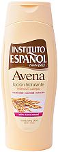 Parfums et Produits cosmétiques Lotion hydratante pour mains et corps - Instituto Espanol Avena Moisturizing Lotion Hand And Body
