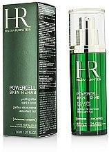 Parfums et Produits cosmétiques Concentré greffeur de jeunesse detoxifiant de nuit - Helena Rubinstein Powercell Skin Rehab Youth Grafter Night D-Toxer Concentrate