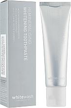 Parfums et Produits cosmétiques Dentifrice blanchissant à la vitamine C - WhiteWash Laboratories Remineralising Whitening Toothpaste