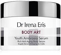 Parfums et Produits cosmétiques Sérum lissant pour corps - Dr Irena Eris Body Art Youth Ambrosia Serum