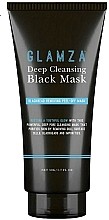 Parfums et Produits cosmétiques Masque peel-off pour visage - Glamza Deep Cleaning Black Face Mask