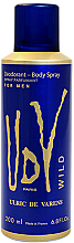 Parfums et Produits cosmétiques Ulric de Varens UDV Wild - Déodorant spray parfumé