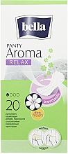 Parfums et Produits cosmétiques Protège-slips, 20pcs - Bella Panty Aroma Relax