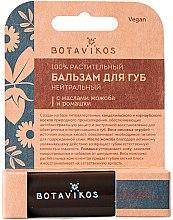 Parfums et Produits cosmétiques Baume à lèvres au jojoba et à la camomille - Botavikos Neutral Lip Balm
