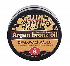 Parfums et Produits cosmétiques Huile de bronzage - Vivaco Sun Argan Bronz Oil SPF 6