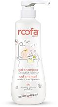 Parfums et Produits cosmétiques Gel-shampooing à l'extrait de calendula et panthénol - Roofa Calendula & Panthenol Gel-Shampoo