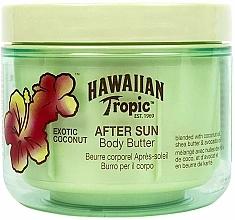 Parfums et Produits cosmétiques Beurre après-soleil à l'huile de coco pour corps - Hawaiian Tropic Luxury Coconut Body Butter After Sun