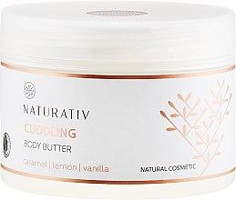 Parfums et Produits cosmétiques Beurre à l'huile de babassu pour corps - Naturativ Cuddling Body Butter