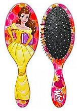 Parfums et Produits cosmétiques Brosse à cheveux, Bella - Wet Brush Disney Princess Original Detangler Belle