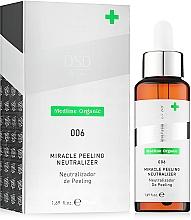 Parfums et Produits cosmétiques Neutralisant pour peeling № 006 - Simone DSD de Luxe Medline Organic Miracle Peeling Neutralizer