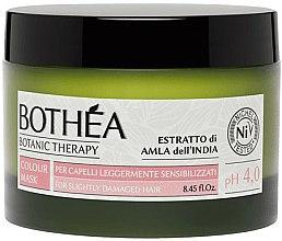 Parfums et Produits cosmétiques Masque pour cheveux abîmés - Bothea Botanic Therapy For Slightly Damaged Hair Mask pH 4.0