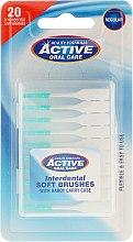 Parfums et Produits cosmétiques Brossettes interdentaires souples - Beauty Formulas Active Oral Care Interdental Soft Brushes