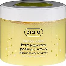 """Parfums et Produits cosmétiques Peeling corporel au sucre """"Cake au citron"""" - Ziaja Sugar Body Peeling"""