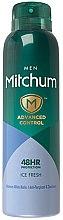 Parfums et Produits cosmétiques Spray déodorant anti-transpiration pour homme Ice Fresh - Mitchum Men Ice Fresh 48hr Anti-Perspirant