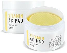Parfums et Produits cosmétiques Disques exfoliants à la vitamine C pour visage - A'pieu Vitamin AC Pad