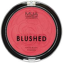 Parfums et Produits cosmétiques Blush mat - MUA Blushed Matte Powder