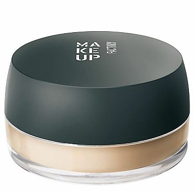 Fond de teint minéral 2 en 1 - Make Up Factory Mineral Powder Foundation — Photo N1