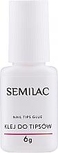 Parfums et Produits cosmétiques Colle pour faux ongles - Semilac Nail Tip Glue