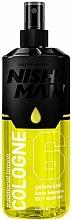 Parfums et Produits cosmétiques Eau de Cologne après-rasage - Nishman After Shave Spray Cologne 6 Lemon 80°
