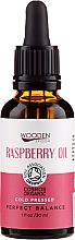 Parfums et Produits cosmétiques Huile bio de framboise pour corps - Wooden Spoon Raspberry Oil