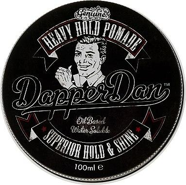 Pommade soluble à l'eau haute tenue - Dapper Dan Heavy Hold Pomade