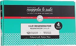 Parfums et Produits cosmétiques Ampoules régénérantes à la maca pour cheveux - Nuggela & Sule' Hair Regenerator Ampoules
