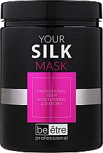 Parfums et Produits cosmétiques Masque aux protéines de soie pour cheveux - Beetre Your Silk Mask