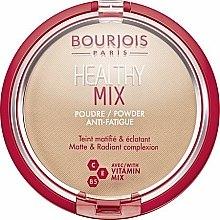 Parfums et Produits cosmétiques Poudre compacte pour visage - Bourjois Healthy Mix Powder