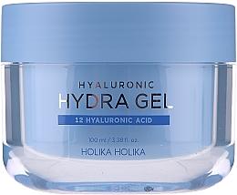 Parfums et Produits cosmétiques Gel-crème à l'acide hyaluronique pour visage - Holika Holika Hyaluronic Hydra Gel
