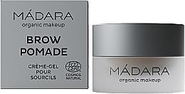 Parfums et Produits cosmétiques Crème-gel pour sourcils - Madara Cosmetics Brow Pomade