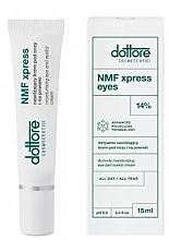 Parfums et Produits cosmétiques Crème au beurre de karité contour des yeux - Dottore NMF Xpress Cream Eyes