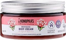 Parfums et Produits cosmétiques Crème à l'huile d'aubépine et huile de lavande pour corps - Dr. Konopka's Moisturizing Body Cream